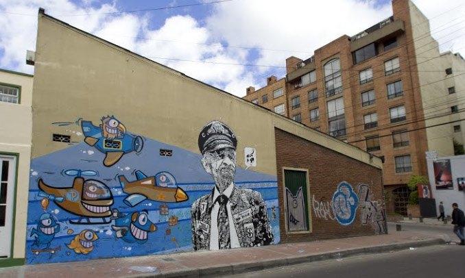 Google Street Art: Онлайн-музей граффити под открытым небом. Изображение № 21.