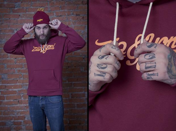 Российско-американская марка Ziq & Yoni опубликовала лукбук зимней коллекции одежды. Изображение № 2.