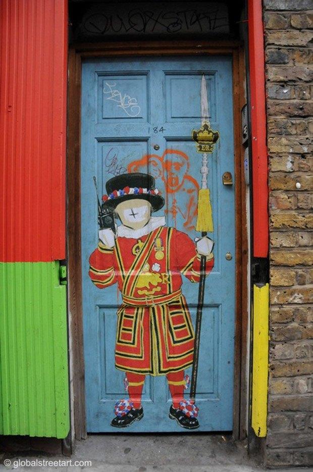 Google Street Art: Онлайн-музей граффити под открытым небом. Изображение № 35.