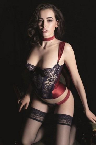Австралийская модель Сара Стивенс снялась в рекламе марки Myla. Изображение № 2.