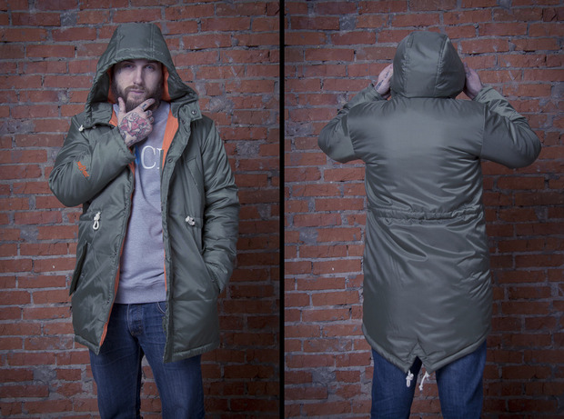 Российско-американская марка Ziq & Yoni опубликовала лукбук зимней коллекции одежды. Изображение № 8.