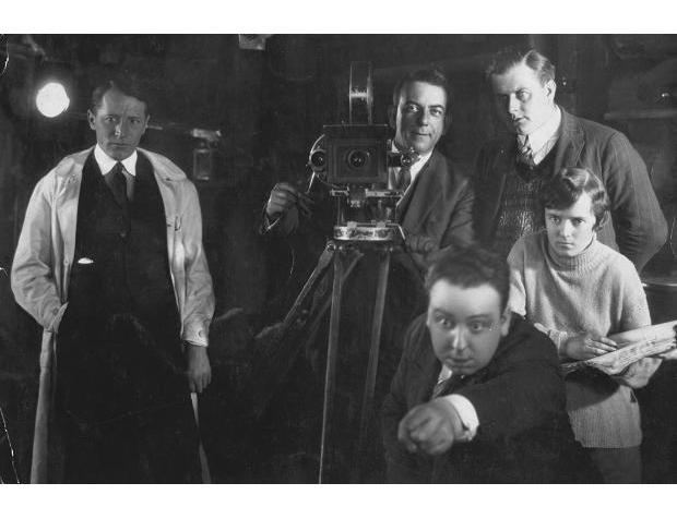 Фотографии потерянного фильма Хичкока продадут на аукционе. Изображение № 5.