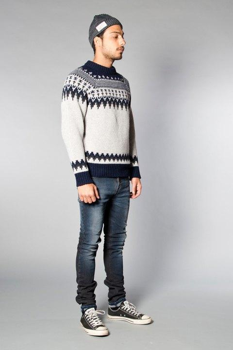 Марка Nudie Jeans опубликовала новую капсульную коллекцию одежды. Изображение № 1.