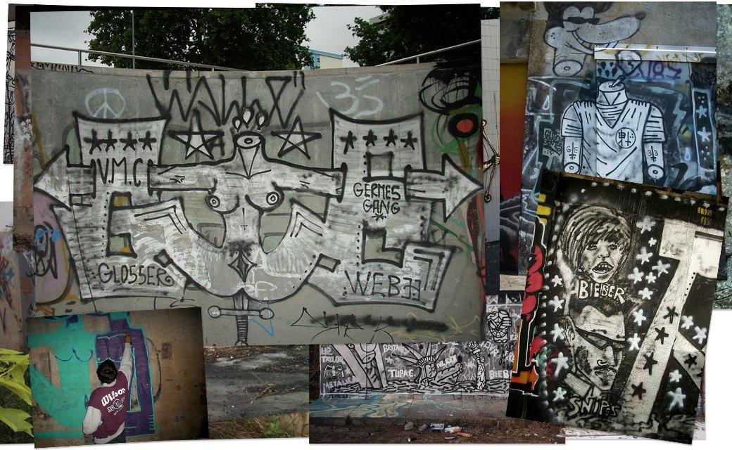 Банда аутсайдеров: Как уличные художники возвращают искусству граффити дух протеста. Изображение № 12.