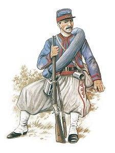 Зуавы: Как французские головорезы стали символом войн XIX века. Изображение № 14.
