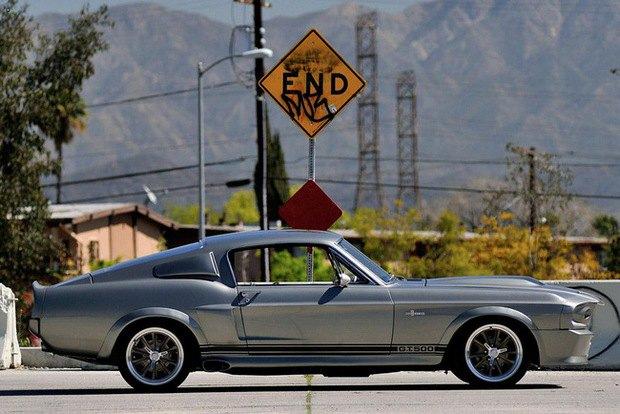 Ford Mustang из фильма «Угнать за 60 секунд» был продан на аукционе за миллион долларов. Изображение № 4.