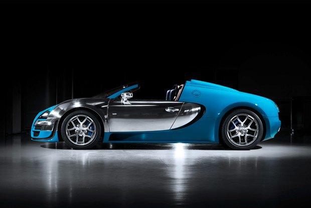 Bugatti представили новый суперкар, созданный в честь гонщика Meo Костантини. Изображение № 3.