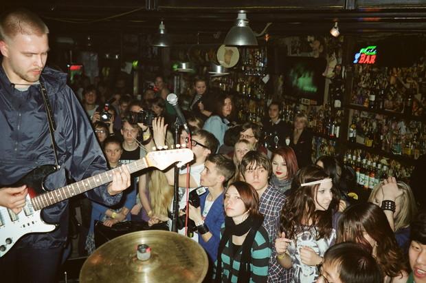 Фотоотчет с гастролей группы Motorama. Изображение № 15.