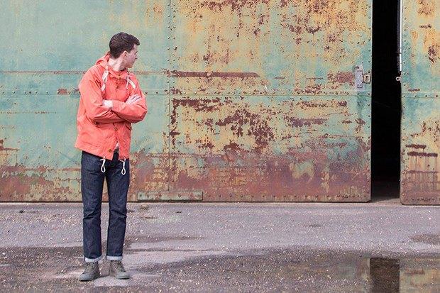 Марки Nigel Cabourn и Converse представили совместную коллекцию обуви. Изображение № 3.