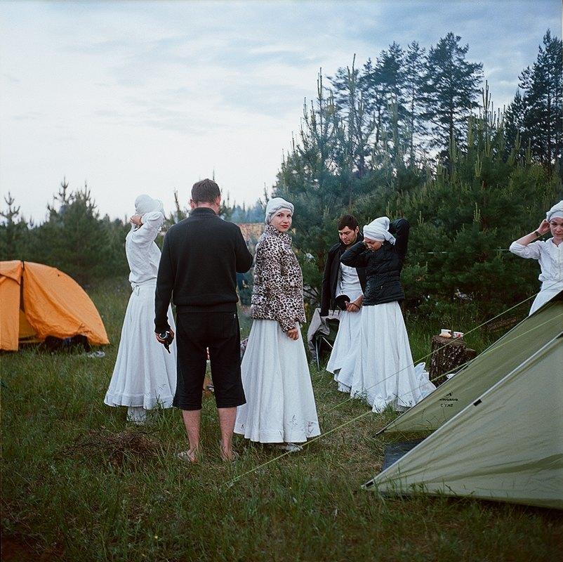 Экофестиваль «Тримурти»: Психоделическое путешествие в тверское полесье. Изображение № 18.
