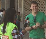 Я дал интервью местному телевидению. Вопросы были простые, и я конечно же не оплошал. Я рассказывал об основных проблемах Непала. И рассуждал о причинах забастовки.. Изображение № 6.