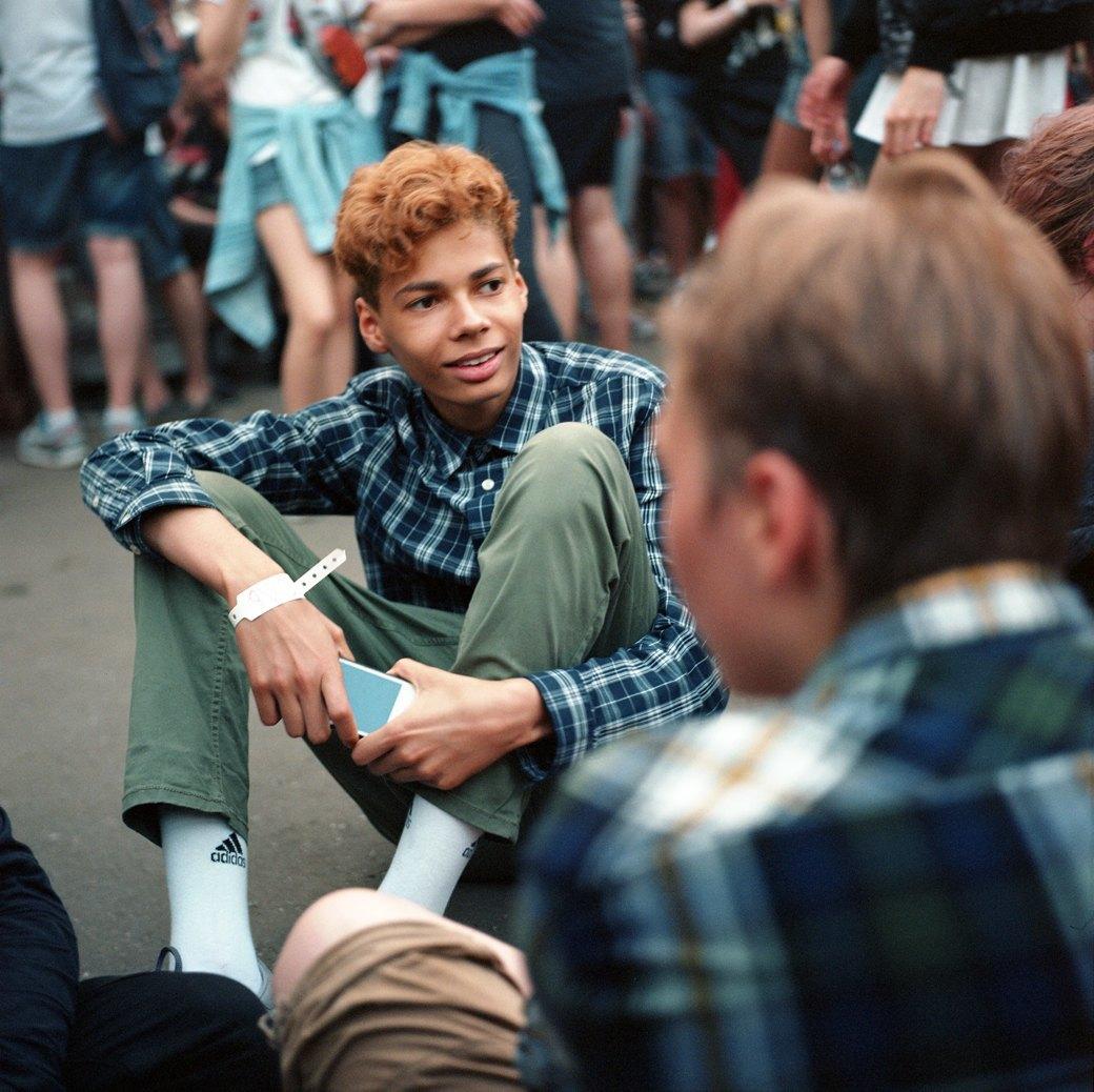 Фоторепортаж: Фестиваль «Боль» . Изображение № 21.