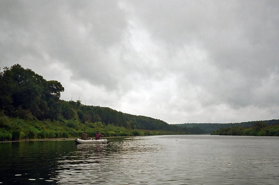 Фоторепортаж: Как редакторы FURFUR съездили на рыбалку. Изображение № 36.