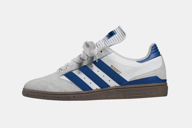 Марка Adidas Skateboarding выпустила весеннюю коллекцию кроссовок Busenitz. Изображение № 6.