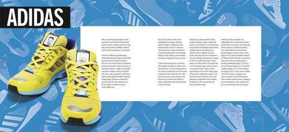 Вышла новая энциклопедия о кроссовках Sneakers: The Complete Limited Editions Guide. Изображение № 3.