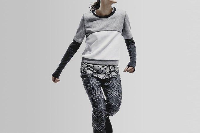 Nike представила коллекцию одежды из высокотехнологичного флиса. Изображение № 4.