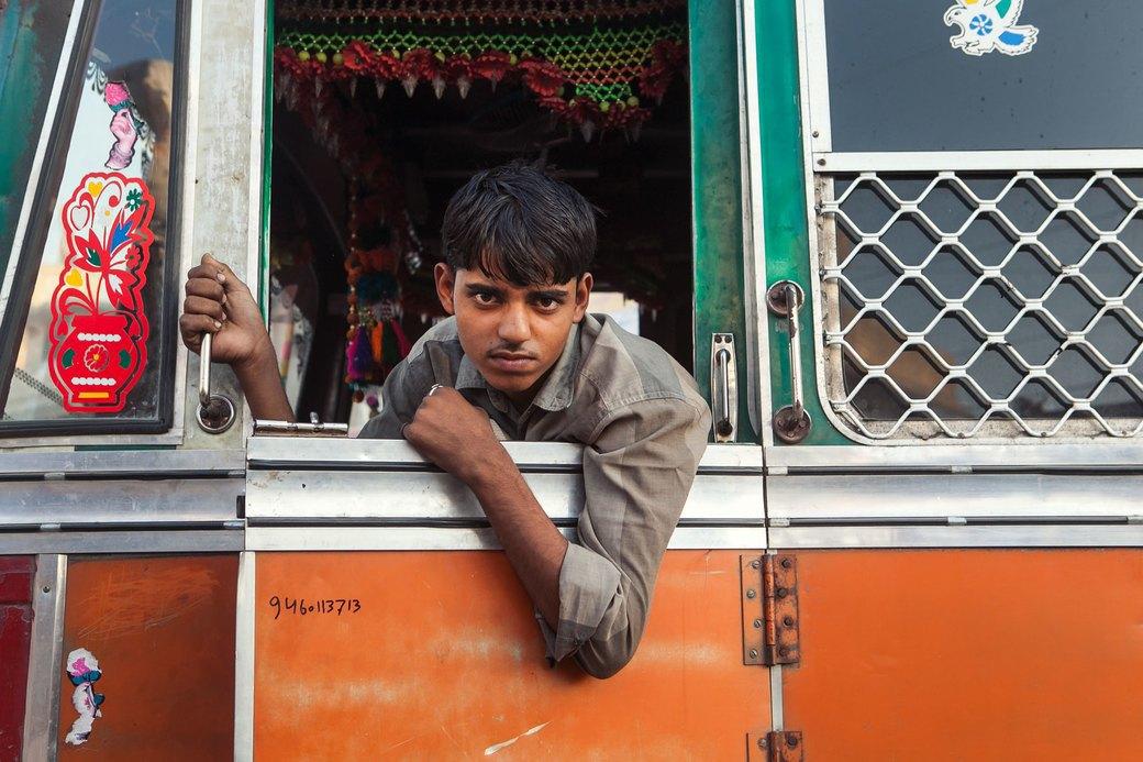 Я и друг мой грузовик: Индийские дальнобойщики и их автомобили. Изображение № 32.