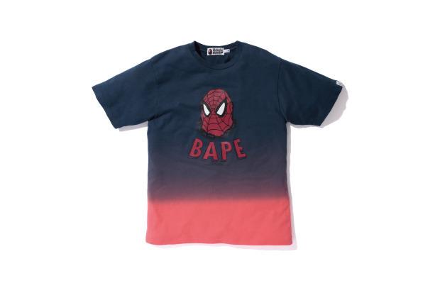 A Bathing Ape и Марк МакНейри выпустили совместные коллекции одежды с Marvel Comics. Изображение № 5.
