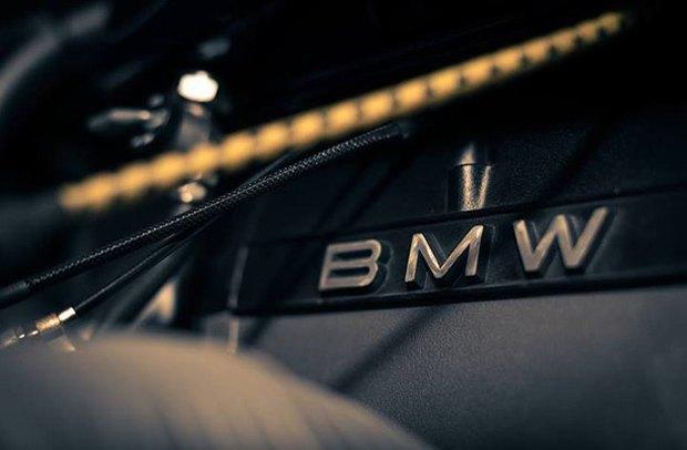 Мотомастерская ER motorcycles представилановый кастом на базе BMW R60/7. Изображение № 4.