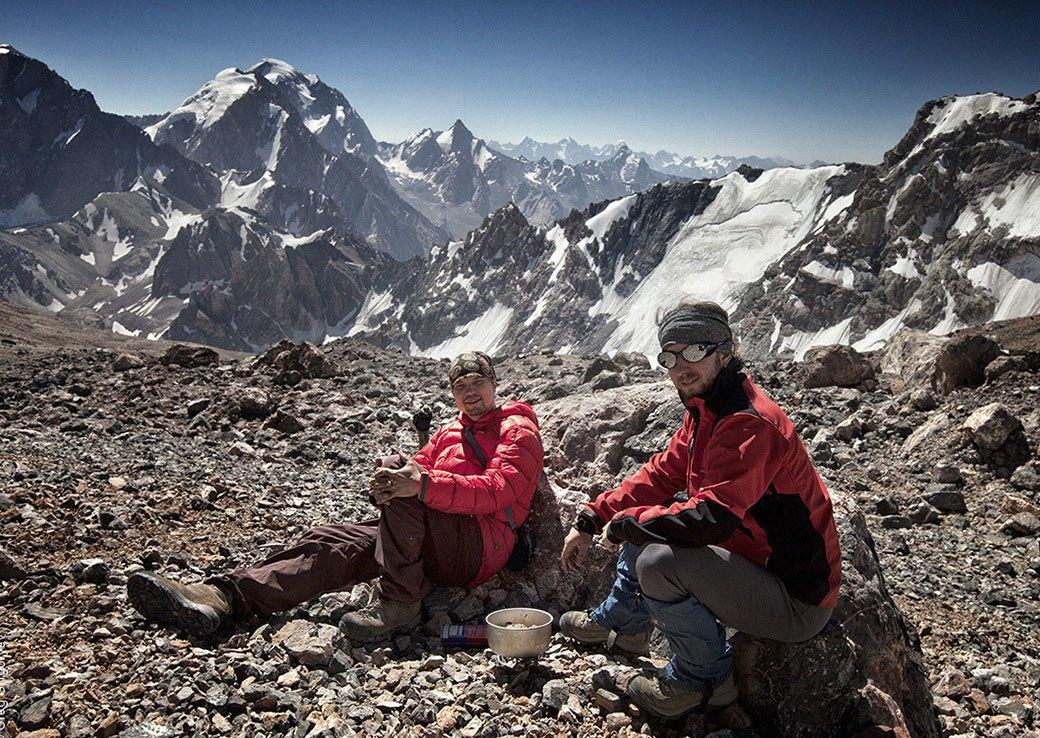Встреча с личным богом: Фоторепортаж из похода в горы Таджикистана. Изображение № 6.