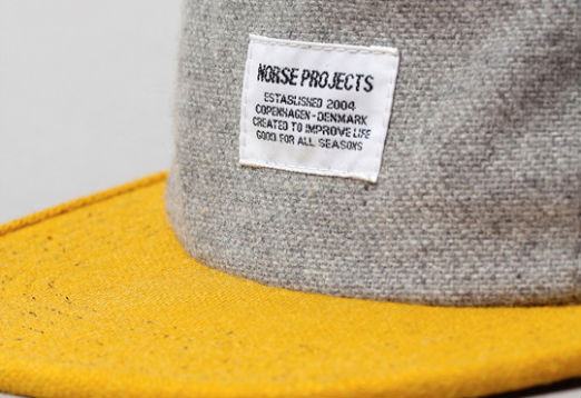 Новая коллекция кепок марки Norse Projects. Изображение № 6.
