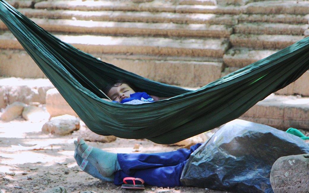 Две девушки и один мотоцикл: Путешествие по Камбодже. Изображение № 5.