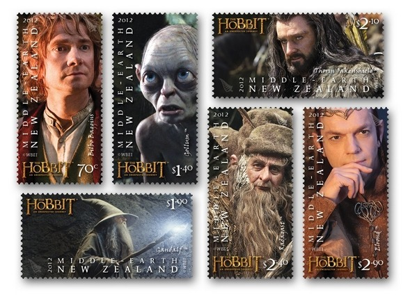 В Новой Зеландии появятся монеты и марки с изображением героев Толкина. Изображение № 8.