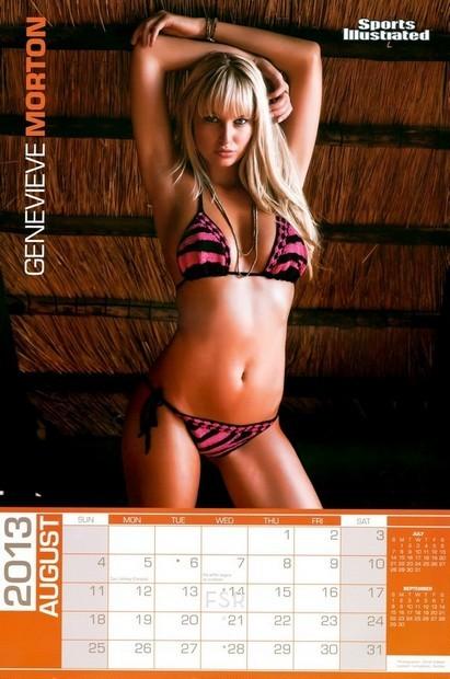10 эротических календарей на 2013 год. Изображение № 14.