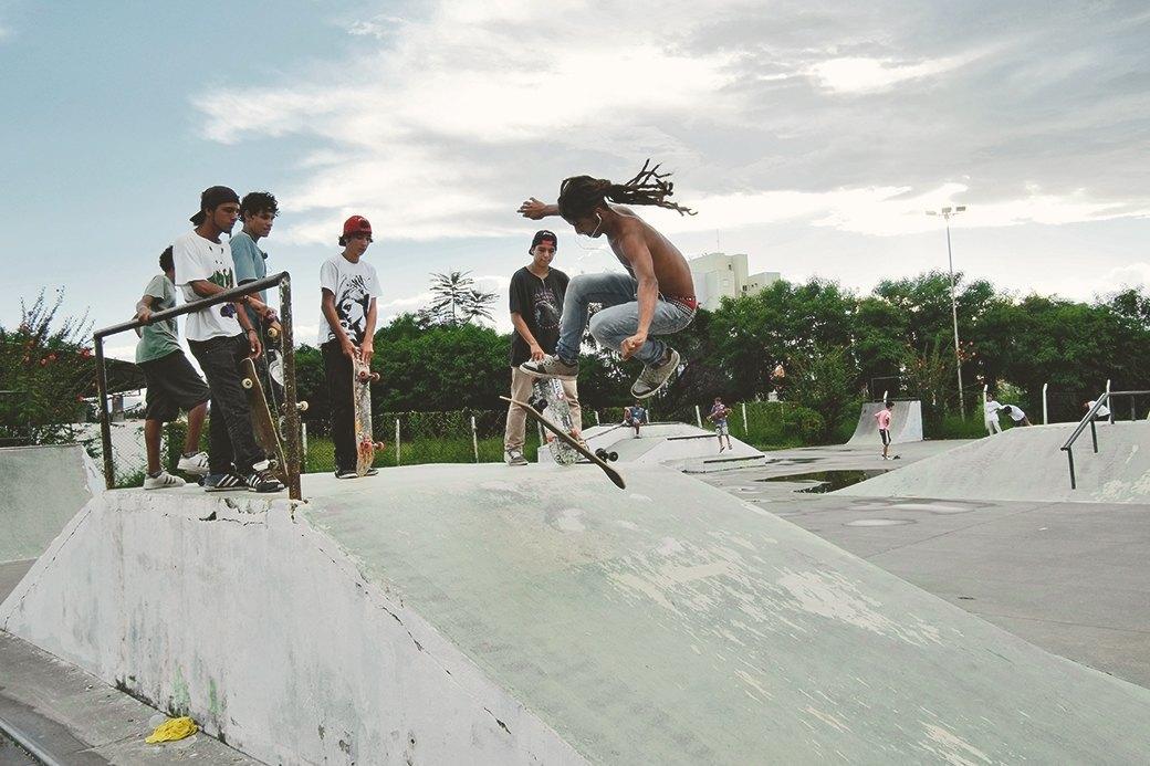 Доска почета: Несколько дней со скейтбордистами Сан-Паулу. Изображение № 14.