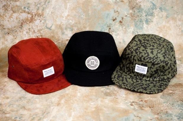 Датская марка Norse Projects представила новую коллекцию кепок. Изображение № 2.