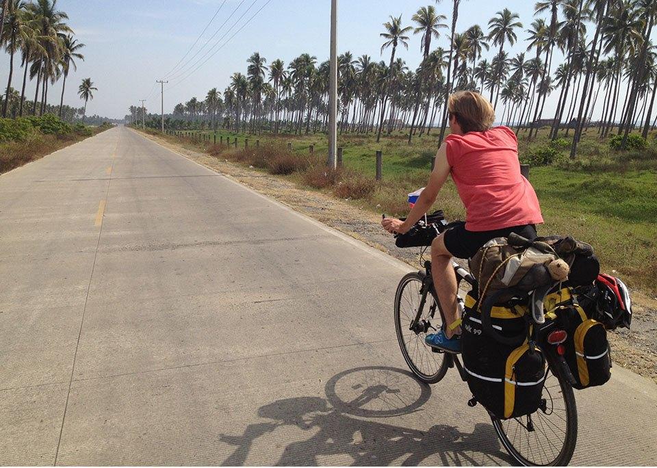 «Дорога лучше знает, где и когда ты должен быть»: Как я пересёк Латинскую Америку на велосипеде. Изображение № 8.