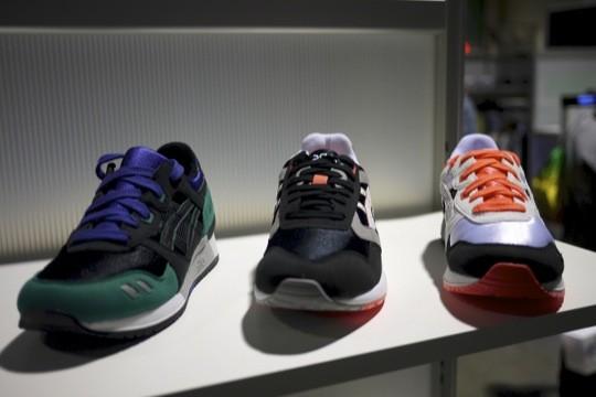 Осенняя коллекция кроссовок марки Asics. Изображение № 5.