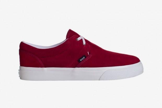 Калифорнийская марка Huf выпустила новый лукбук и весеннюю коллекцию обуви. Изображение № 14.