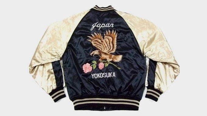 История и разновидности японских сувенирных курток сукадзян. Изображение № 5.