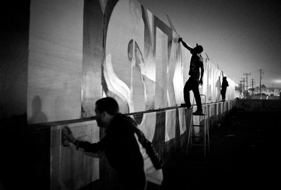 8 знаменитых фотографов, исследовавших мир граффити. Изображение № 28.