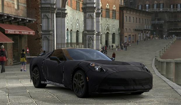 Chevrolet предлагает испытать новый Corvette 7 на PlayStation. Изображение № 2.