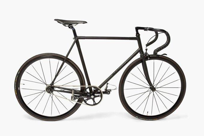 Марка Paul Smith вместе с велофирмой Mercian представила новый байк. Изображение № 1.