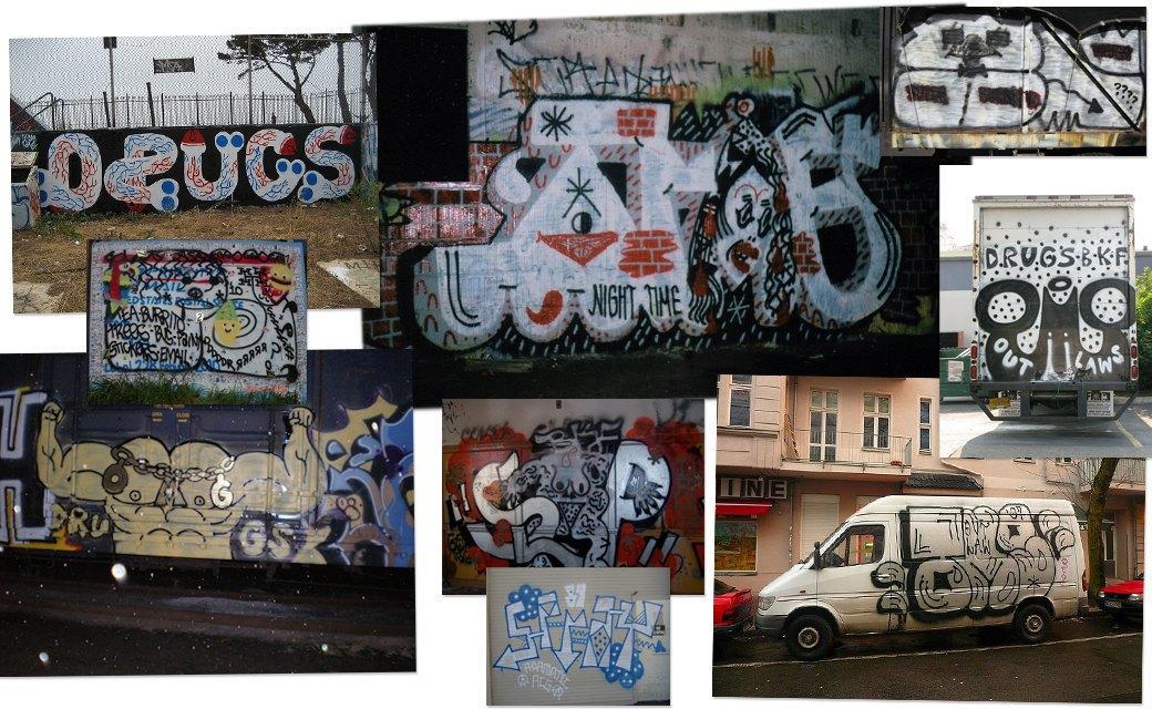 Банда аутсайдеров: Как уличные художники возвращают искусству граффити дух протеста. Изображение № 4.