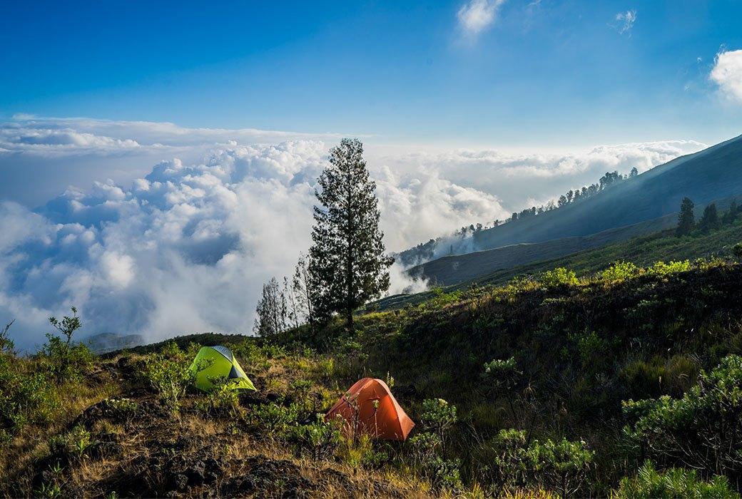 Тамбора, великий и ужасный: Как мы спустились на парапланах в кратер действующего вулкана. Изображение № 10.