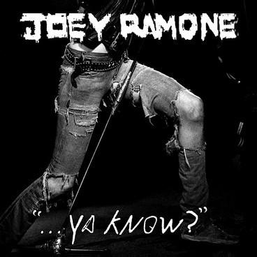 Посмертный альбом вокалиста Ramones, Джоуи Рамона, выложен в сеть. Изображение № 1.