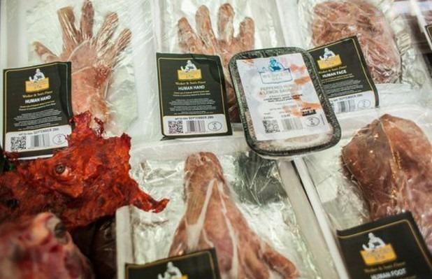 В Лондоне открылся магазин, торгующий «человеческим» мясом. Изображение № 4.