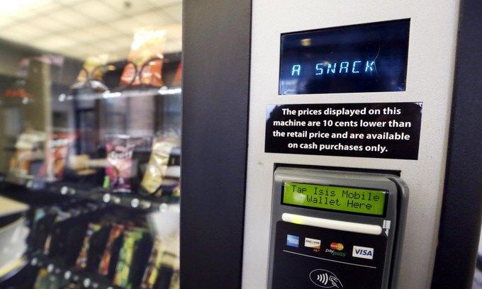 Автоматы по продаже марихуаны появились в Колорадо. Изображение № 1.
