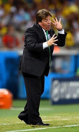 Почему мимика мексиканского тренера Мигеля Эрреры должна стать символом чемпионата мира по футболу. Изображение № 3.