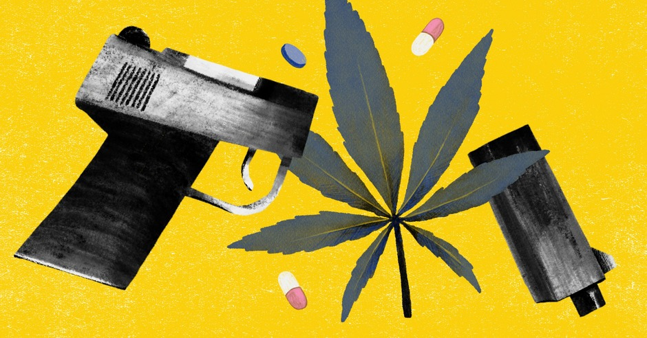 "Would ending the ""War on Drugs"" reduce gun violence?"
