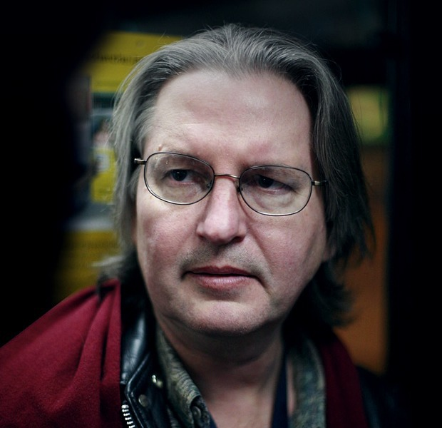 Bruce Sterling on 