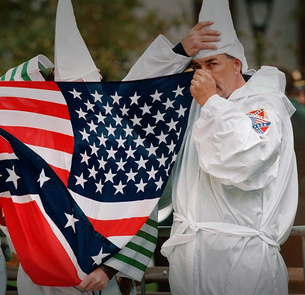 Why isn't the KKK designated as a terrorist organization? — Politics на Hopes&Fears