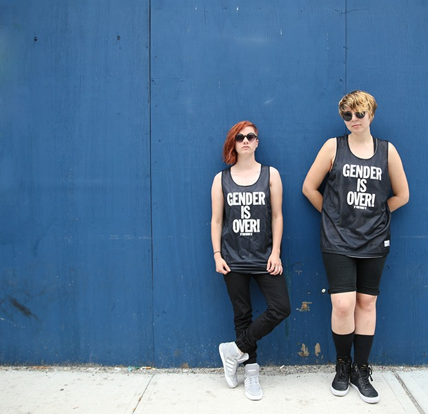 "The internet is for queers: an interview with ""Gender Is Over""