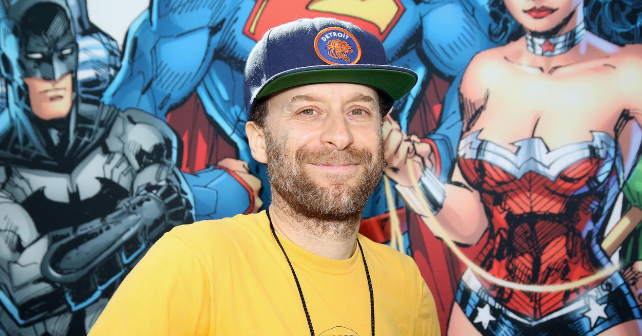 Jon Glaser is not a super asshole, but he plays one on TV