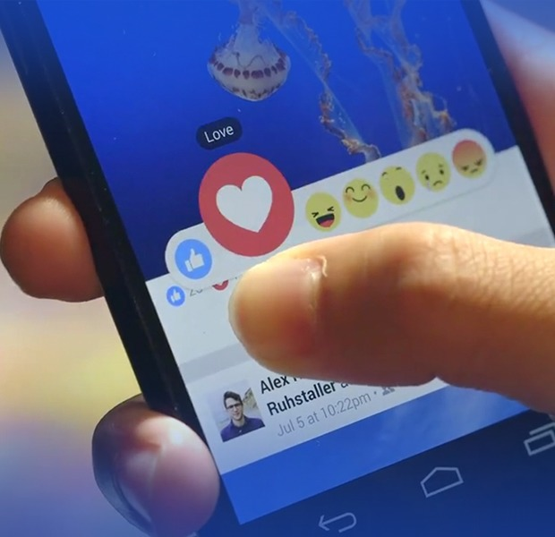 "How will Facebook's ""reactions"" play with our emotions? — Technology на Hopes&Fears"