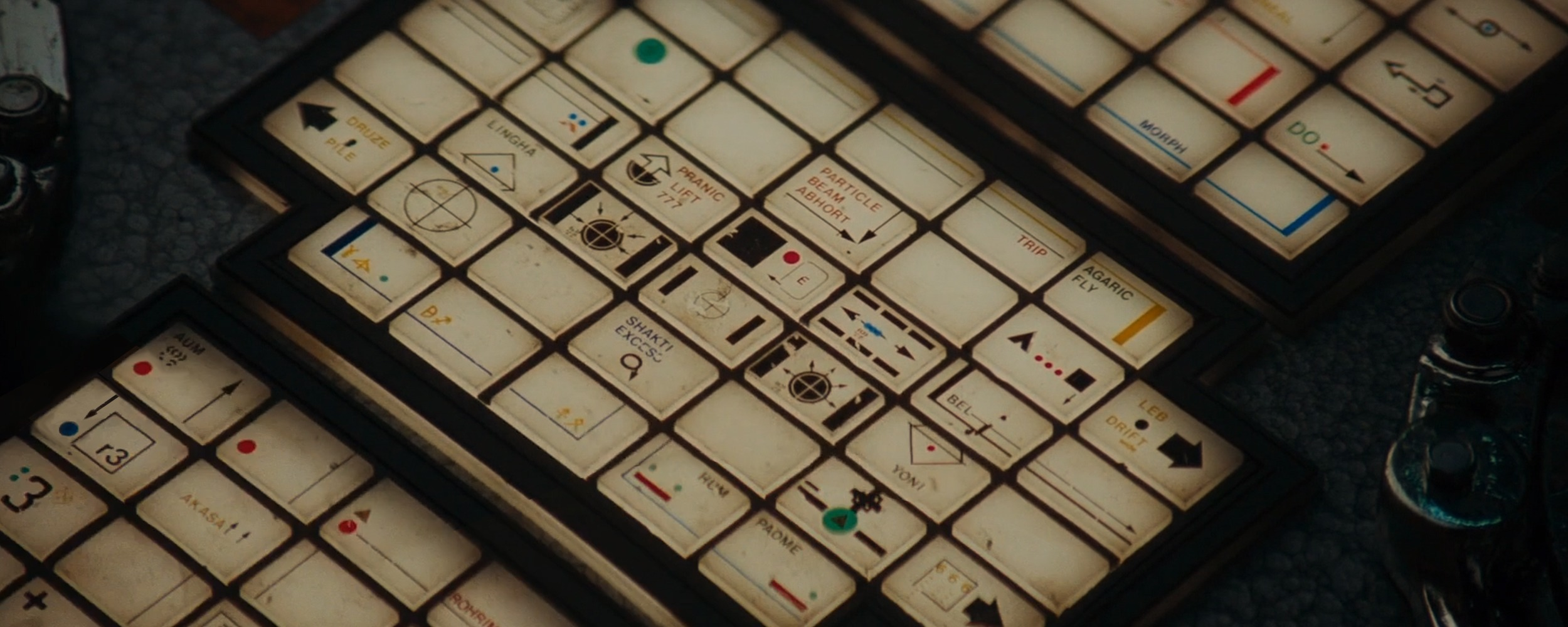 The ultimate guide to analog control panels in sci-fi movies